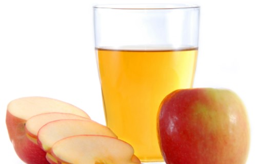 Apple cider vinegar to cure typhoid