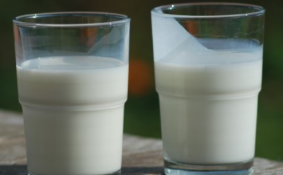 Drink Buttermilk to recover from typhoid