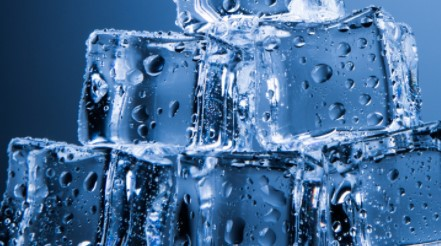 Ice cubes home remedies for swollen tonsils