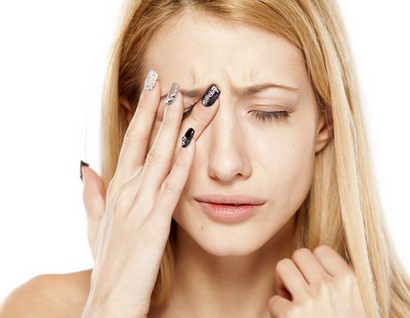 How to Cure Eye Strain and Eye Pain Naturally at Home