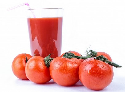 Tomato Juice for Stuffy Nose Treatment