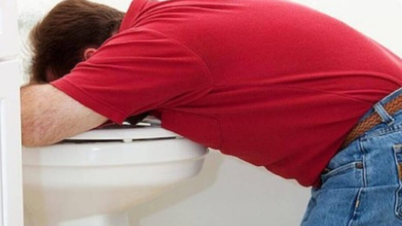 How To Make Yourself Throw Up Puke Easily And Safely