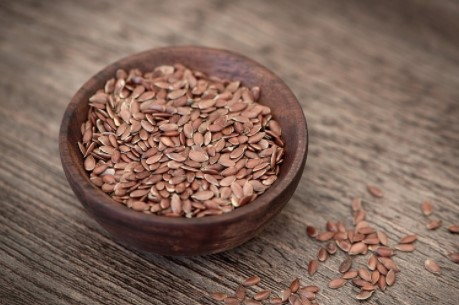 Flaxseed to Lose Breast Fat