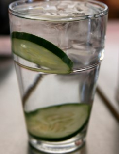Cucumber Water to Cure Kidney Infection