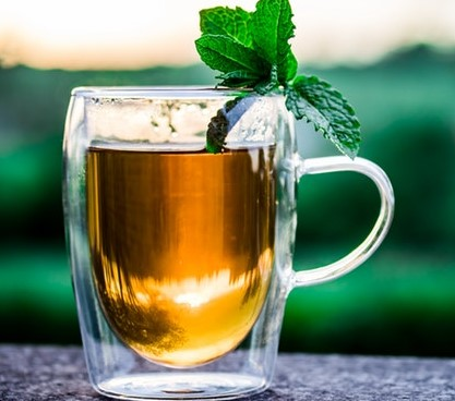 Drink Herbal Tea For Runny Nose