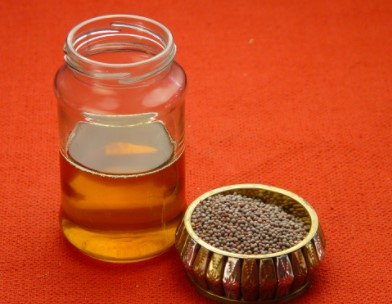 Mustard Oil to get rid of Runny Nose instantly