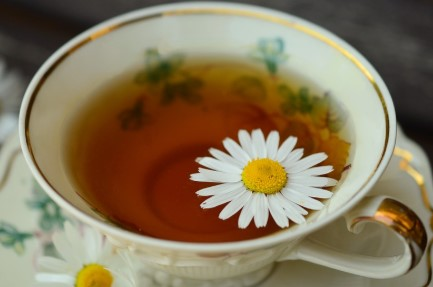 Chamomile Tea Home Remedy for Ovarian Cysts