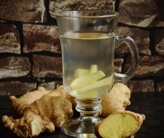 Ginger Tea for Chest Congestion Cure