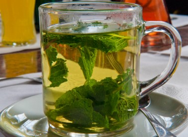 Peppermint home remedy for urine retention